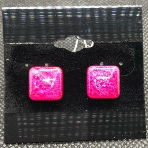 Hot Pink Square